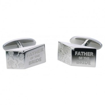 Others Sonia Spencer Father Of The Bride Blossom Cufflinks £30.00