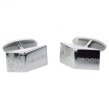 Others Sonia Spencer Groom Blossom Cufflinks £30.00