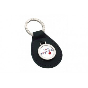 Key Rings Sonia Spencer I Love Grandad Keyring Green £14.00