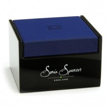 New Gallery Sonia Spencer Iznik Flower Blue £30.00