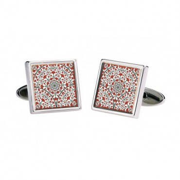 Gallery Sonia Spencer Iznik Tile Red £30.00