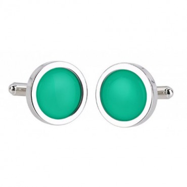 Wedding Sonia Spencer Jade Cufflinks £30.00
