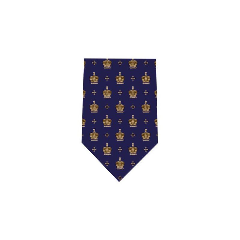 Tie and Cufflink Sets Sonia Spencer Jubilee Crown Navy £30.00