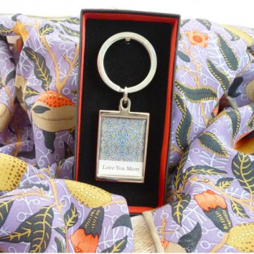Key Rings Sonia Spencer Morris Blue Fruit Keyring £20.00