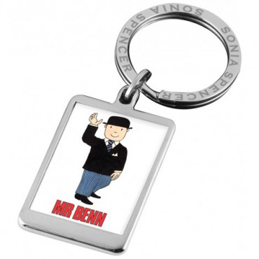 Key Rings Sonia Spencer Mr Benn Waving Keyring £15.00