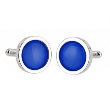 Wedding Sonia Spencer Royal Blue Cufflinks £30.00