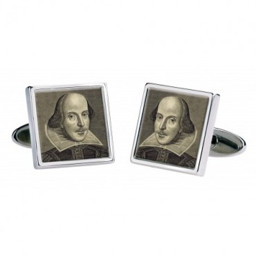 Cufflinks Sonia Spencer Shakespeare £30.00
