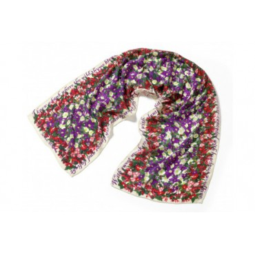Sonia Spencer Shakespeare's Flowers Scarf £36.00
