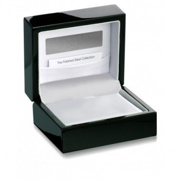 Others Sonia Spencer Soft Square Grey Cufflinks £45.00