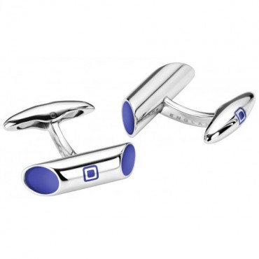 Contemporary Sonia Spencer Spotlight Blue Cufflinks £45.00