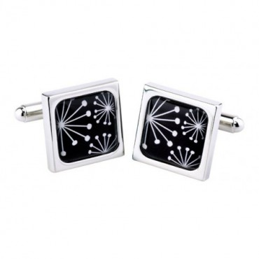 Others Sonia Spencer Starburst Raven Cufflinks £30.00