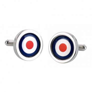 Chunky Dome Sonia Spencer Target Cufflinks £30.00