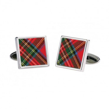Royal Birthday Sonia Spencer Tartan Royal Stewart £30.00