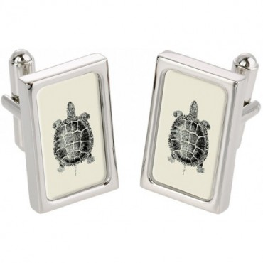 Animals Sonia Spencer Turtle Cufflinks £30.00