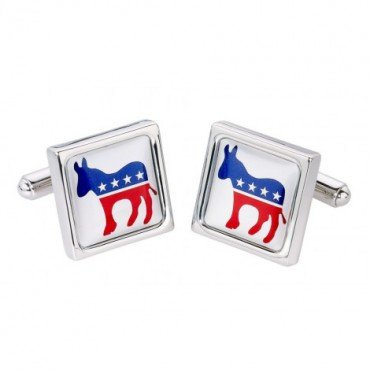 Chunky Dome Sonia Spencer Us Donkey Cufflinks £30.00