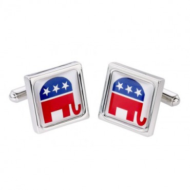 Chunky Dome Sonia Spencer Us Elephant Cufflinks £30.00