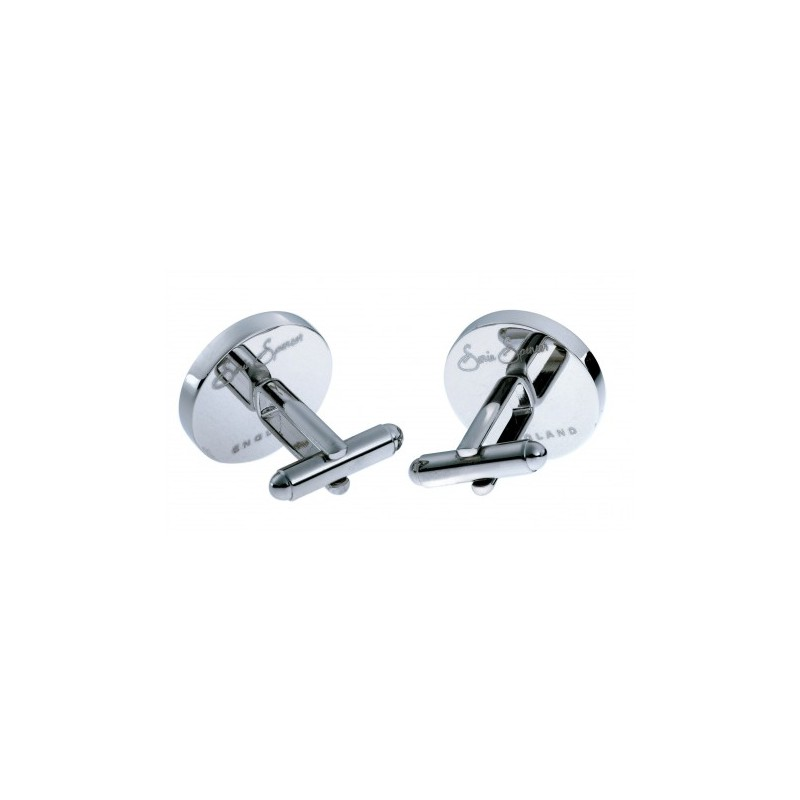 Contemporary Sonia Spencer White Twinkle Cufflinks £30.00
