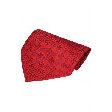 Fashion Handkerchiefs Soprano Ties Red Ground With Multi Coloured Windmill Design Silk Hanky £20.00
