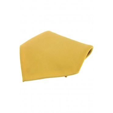 Wedding Handkerchiefs Soprano Ties Soprano Plain Gold Satin Silk Mens Pocket Square £20.00