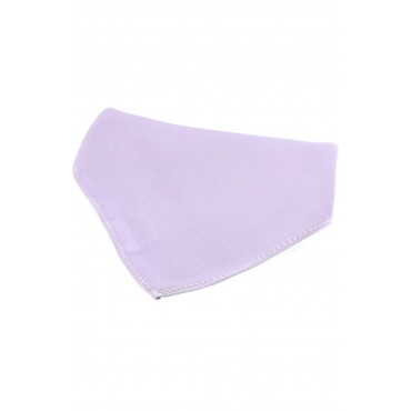 Wedding Handkerchiefs Soprano Ties Soprano Plain Light Lilac Satin Silk Mens Pocket Square £20.00