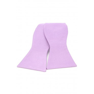 Self Tie Wedding Bow Ties Soprano Ties Soprano Satin Silk Light Lilac Luxury Self Tied Bow Tie £31.00