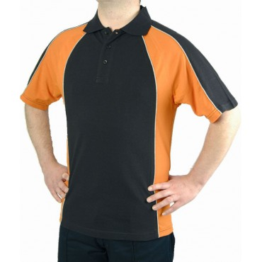 Sports Poloshirts Orn Clothing 1190-Wembley-Sport-Poloshirt Men Sportswear £24.00