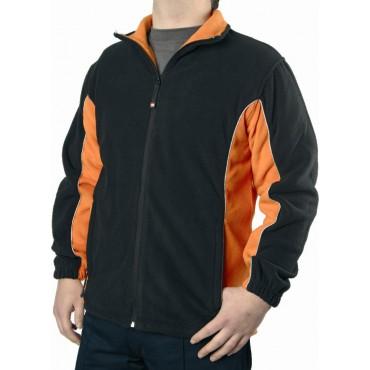 Sports Fleece Orn Clothing 3180-Silverstone-Sport-Fleece Men Sportswear £51.00