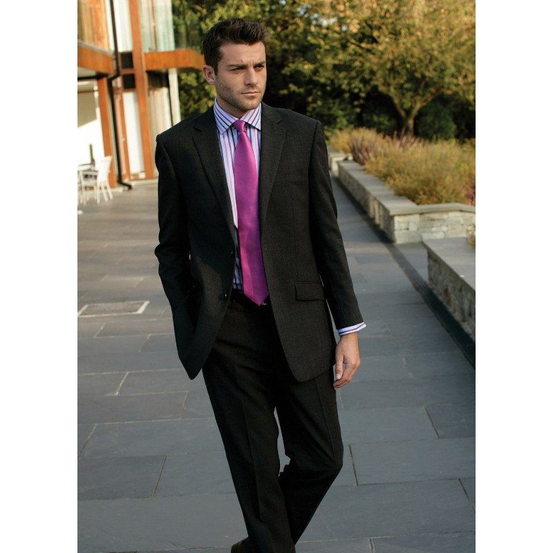Oslo Skopes CorporateWear MM1031-Oslo-Jacket-Charcoal Men £102.00