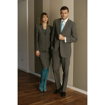 Oslo Skopes CorporateWear MM1032-Oslo-Jacket-Grey Men £102.00