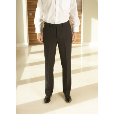 Brooklyn Skopes CorporateWear MM7163-Brooklyn-Trouser-Navy Men Trousers 30 48 54 £30.00