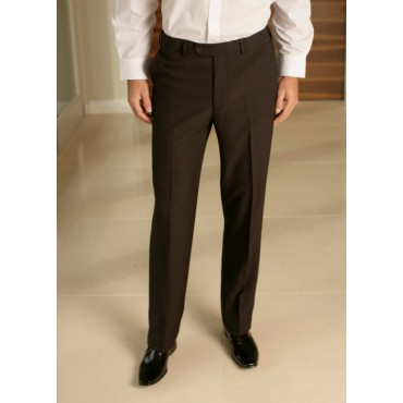 Brooklyn Skopes CorporateWear MM7165-Brooklyn-Trouser-Charcoal Men Trousers 30 48 54 £30.00