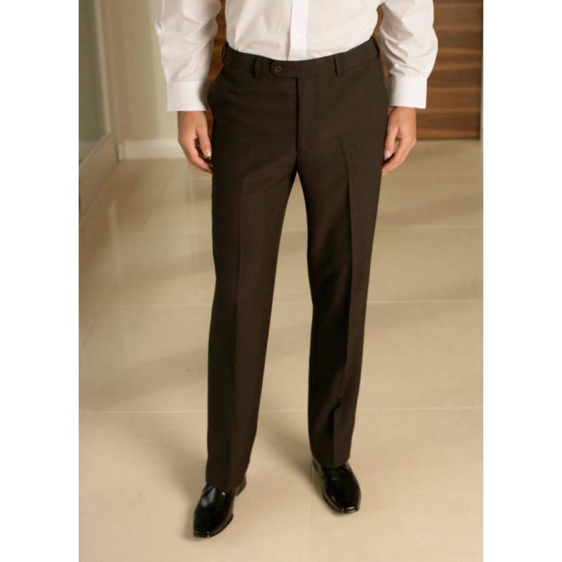 Brooklyn Skopes CorporateWear MM7165-Brooklyn-Trouser-Charcoal Men Trousers 30 48 54 £30.00