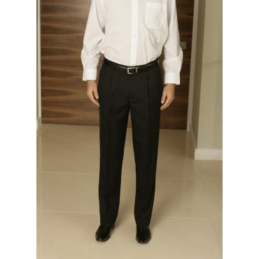 MM7291-Plato-Trouser-Navy Men Trousers 30 48 54