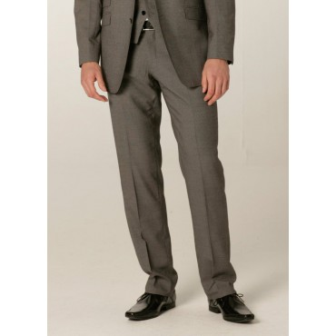 Trousers Skopes CorporateWear MM7726-Eaton-Mens-Trouser-Grey-Birdseye 30 40 44 48 Men £46.00