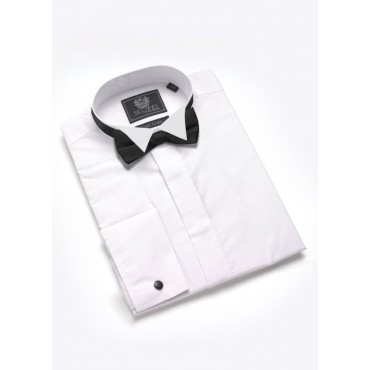 Shirts Skopes CorporateWear SS0020-Evening-Shirt-White Men £26.00