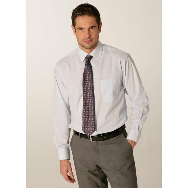 Shirts Skopes CorporateWear SS2003-London-Mens-Shirt-Pale-Blue £30.00