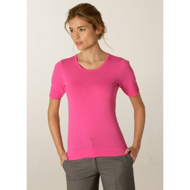 Knitwear Skopes CorporateWear SWK413-Panorama-Ladies-Sweater-Fuchsia Knitwear Women £43.00