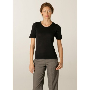 Knitwear Skopes CorporateWear SWK415-Panorama-Ladies-Sweater-Navy Knitwear Women £43.00