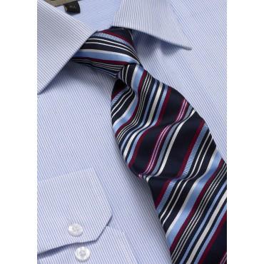 Ties Skopes CorporateWear TAB108-Club-Tie-Pale-Blue-Red Men £14.00