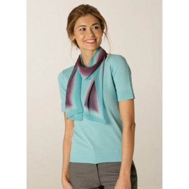 Scarves Skopes CorporateWear WA121-Palette-Scarf-Aqua-Plum Scarve Women £15.00