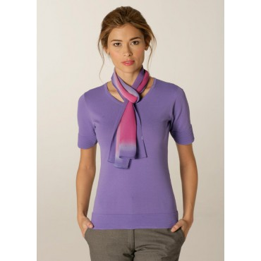 Scarves Skopes CorporateWear WA122-Palette-Scarf-Lilac-Fuchsia Scarve Women £15.00