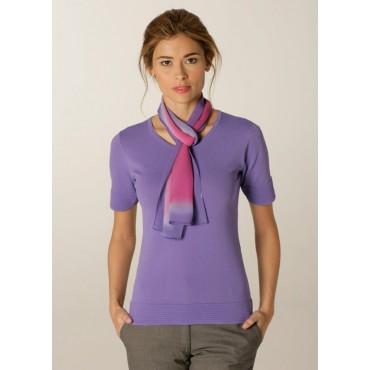 WA122-Palette-Scarf-Lilac-Fuchsia Scarve Women