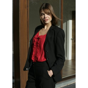 Juliette Skopes CorporateWear WWJ254-Juliette-Jacket-Black Women £113.00