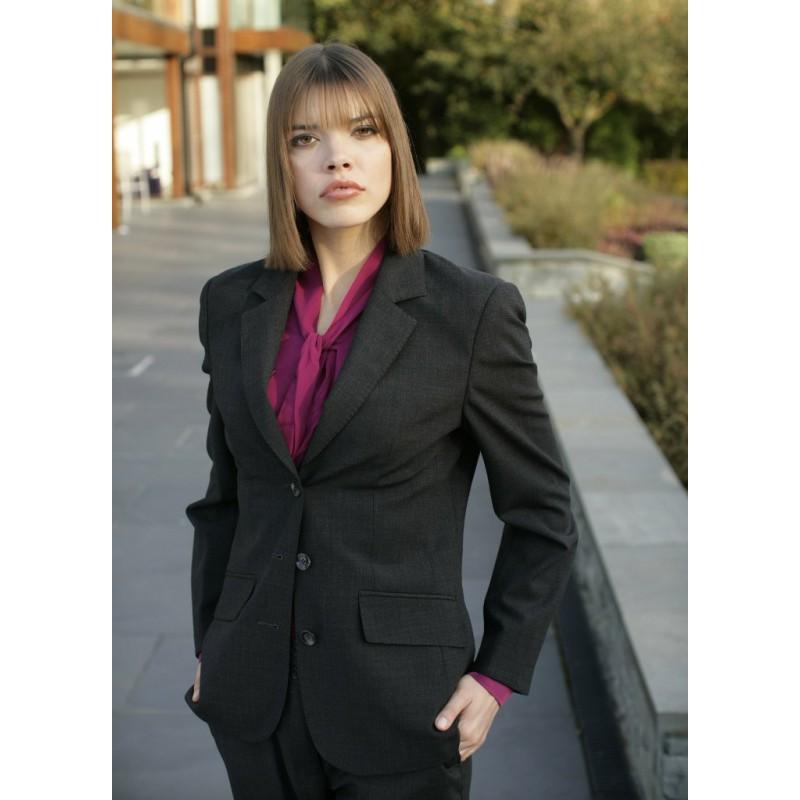 Juliette Skopes CorporateWear WWJ256-Juliette-Jacket-Charcoal Women £113.00