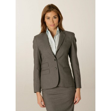 WWJ503-Waldorf-Ladies-Jacket-Grey-Birdseye Women