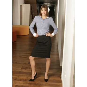 Marie Skopes CorporateWear WWS251-Marie-Skirt-Navy Women £53.00