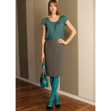 Marie Skopes CorporateWear WWS253-Marie-Skirt-Grey Women £53.00