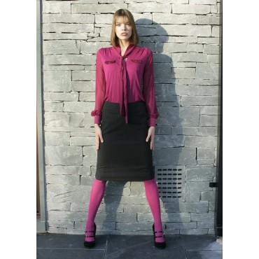 Marie Skopes CorporateWear WWS256-Marie-Skirt-Charcoal Women £53.00