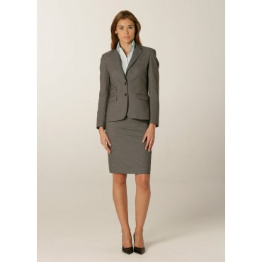 Skirts Skopes CorporateWear WWS803-Royale-Skirt-Grey-Birdseye Women £35.00