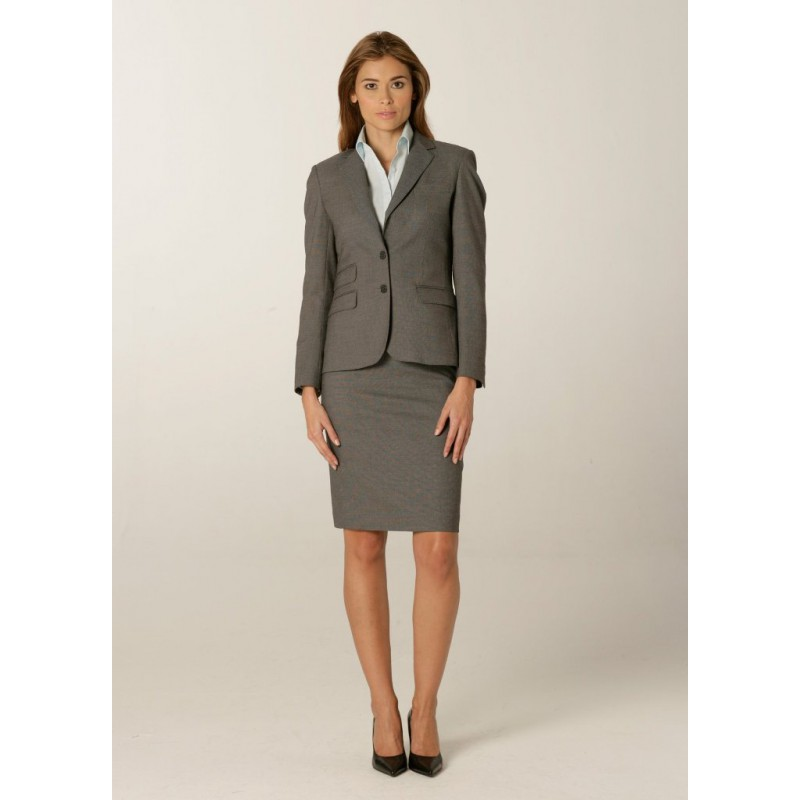 Skirts Skopes CorporateWear WWS803-Royale-Skirt-Grey-Birdseye Women £35.00
